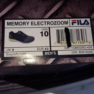 Fila Shoes - FILA Memory Electrozoom